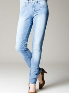 Jeansy Model H000116 Blue